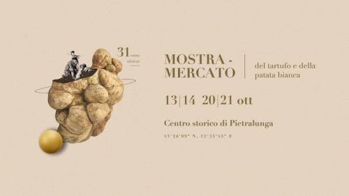 Pietralunga 2018, Mostra mercato del Tartufo e della Patata Bianca